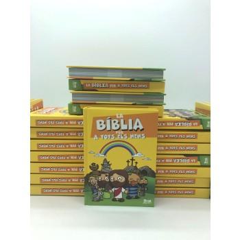 La Bíblia per a tots els nens (Capsa de 40 unitats)