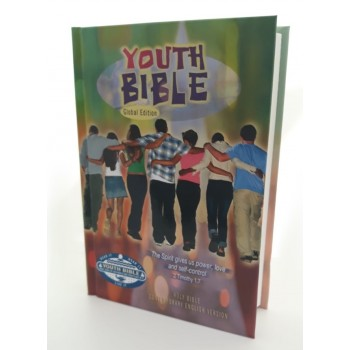 BIBLIA PARA JÓVENES EN INGLÉS. Youth Bible Global Edition.