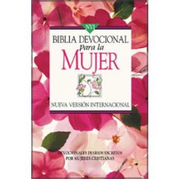 Biblia devocional para la mujer NVI