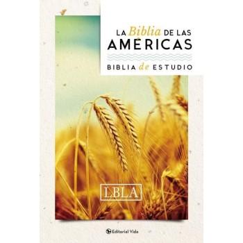 La Biblia de las Américas - Biblia de estudio