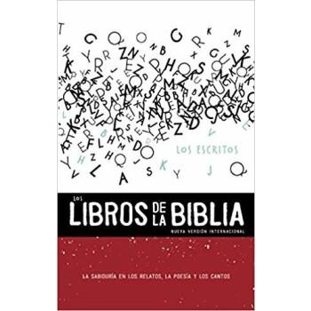 NVI. Los Libros de la Biblia: Los Escritos. Tapa Rustica