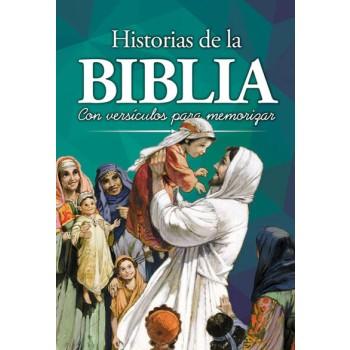 HISTORIAS DE LA BIBLIACON VERSÍCULOS PARA MEMORIZAR