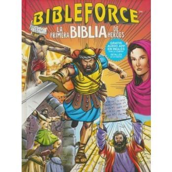 Bibleforce: La primera Biblia de Héroes