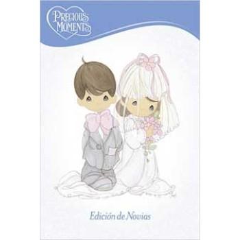 Precious Moments: NBD Biblia Precious Moments - Novia