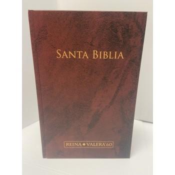 Biblia Misionera Reina Valera 1960 073 Letra Grande. Caja de 16 unidades.