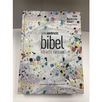 Gute Nachricht Bibel / Kreativ Edition. Biblia Creativa en Alemán.