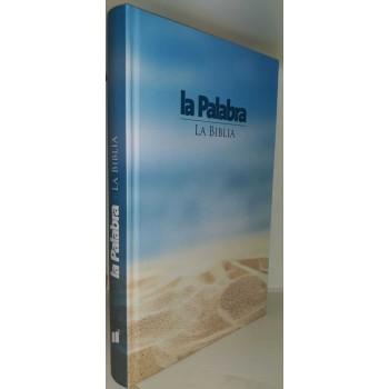 Biblia La Palabra Hispanoamericana. 3ª Edición. Tapa dura.
