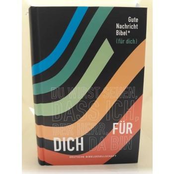 BIblia en alemán BUENAS NOTICIAS para jóvenes.