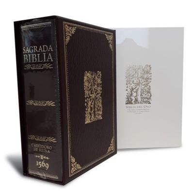 BIBLIA DEL OSO, FACSIMIL, 450 ANIVERSARIO