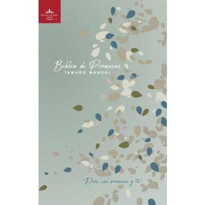 Biblia Reina Valera 1960 de promesas Letra Grande Tapa rústica