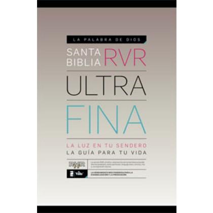 Santa Biblia ultrafina RVR