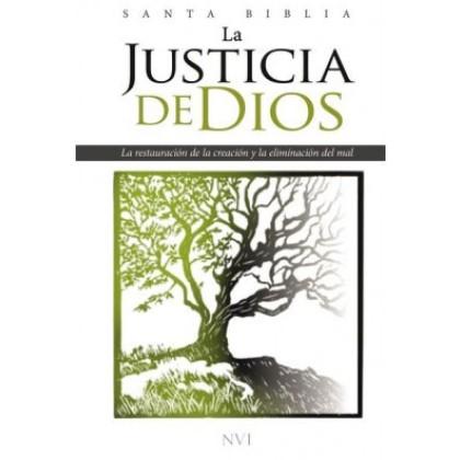 Santa Biblia NVI La Justicia de Dios