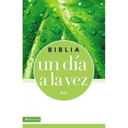 Once-A-Day: Biblia un día a la vez - NVI