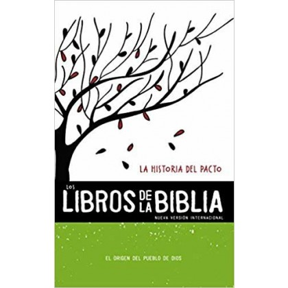 NVI. Los Libros de la Biblia: La historia del Pacto. Tapa Rustica