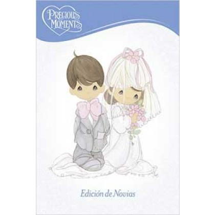 Precious Moments: NBD Biblia Precious Moments - Novia