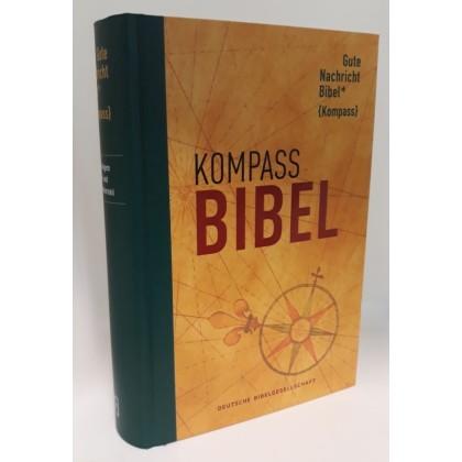BIBLIA EN ALEMÁN. KOMPASS BIBEL.