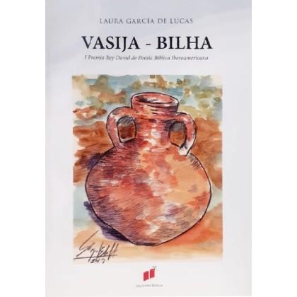 "Libro de Poesía ""Vasija- Bilha"""